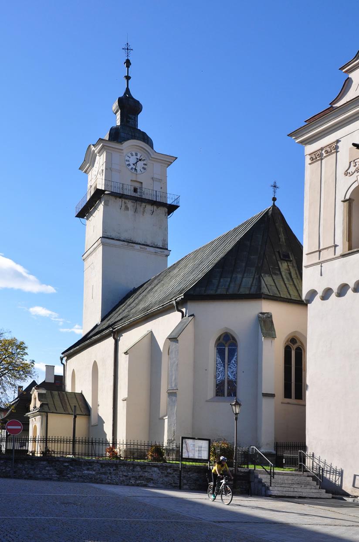 Rímskokatolícky kostol sv. Juraja Spišská Sobota